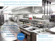 COMMERCIAL APPLIANCES | Appliances Connection