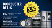 Up to 65% Off Kitchen & Laundry Packages | Appliances Connection