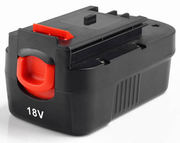 18V 2Ah Battery for Black & Decker HPB18 A1718 A18 244760-00