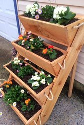 New Large gardening planters raised bed gardening system