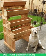 great gardening planters raised bed gardening system