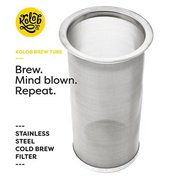 Kolob Brew Tube - Original Stainless Steel Filter
