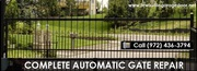 Professional Automatic Gate Repair in $26.95 - Lewisville,  Dallas