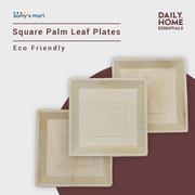 Buy Eco-friendly Areca Leaf Party Disposable Plates Online USA