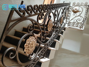 Best Supplier Of Ornate Wrought Iron Stair Railings