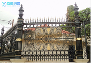 For Sale Appealing Wrought Iron Fencing Panels
