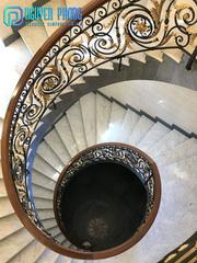 Best price wrought iron stair railings
